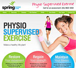 Malvern Spring Physiotherapy Gym, pilates, physiotherapist supervised exercise